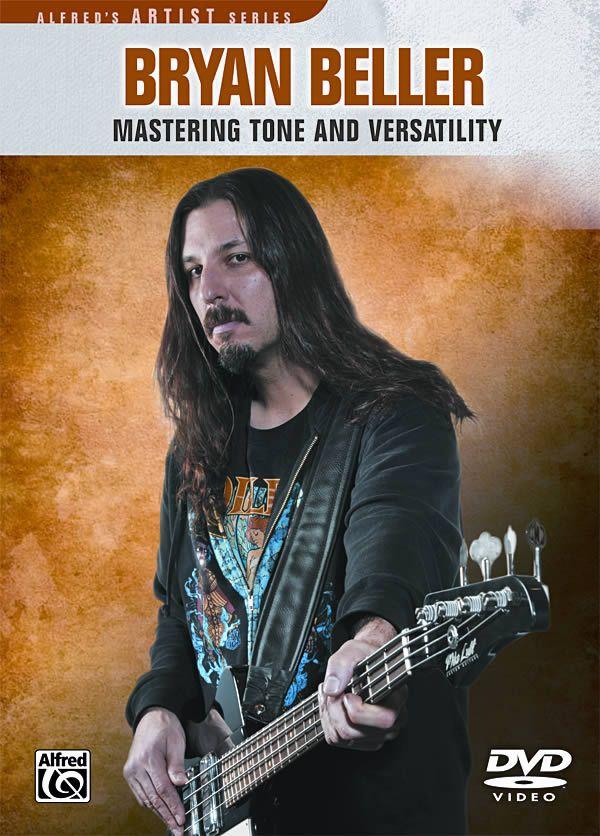 Bryan Beller Mastering tone and versatility DVD für Bassisten