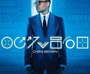 Chris Brown Fortune Albumcover