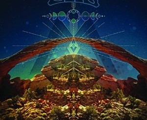 Chris Robinson Brotherhood Big Moon Ritual CD Cover