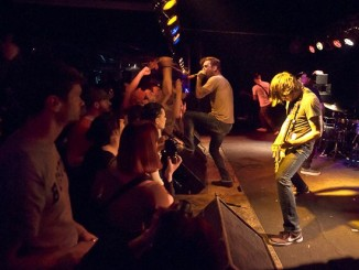 Every Time I Die, Cancer Bats, Set Your Goals und Me Do And Mend im Umderground Köln