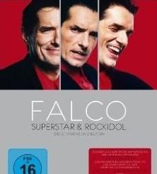 Falco, Superstar & Rockidol (6-DVD-Set)