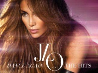 Jennifer Lopez Dance Again The Hits Album Cover