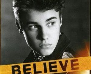 Justin Bieber Album Believe Cover