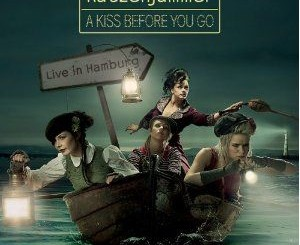 Katzenjammer, A Kiss Before You Go - Live In Hamburg (CD/DVD)