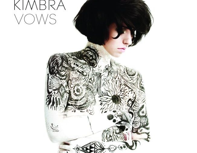 Kimbra Vows Album Cover