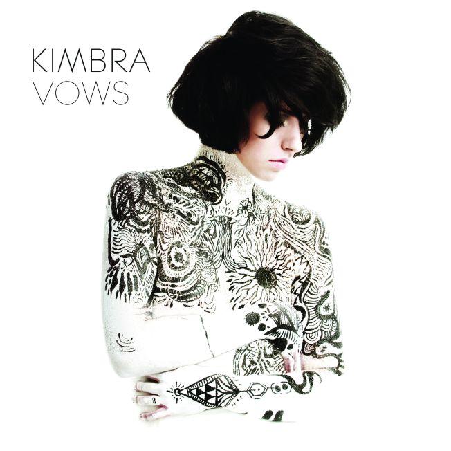 """Die neuseeländische Sängerin Kimbra veröffentlicht nach Gotye Duett Debüt Album """"Vows"""""""