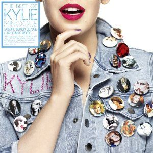 Kylie Minogue The Best Of Kylie Minogue Album Cover