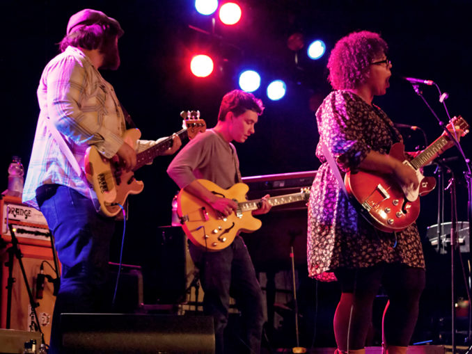 Live Foto Alabama Shakes Tour 2012 Live Music Hall / Köln