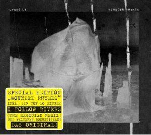 Lykke Li Wounded Rhymes Albumcover