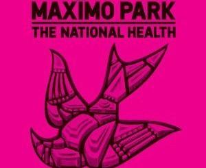 Maximo Park Album Cover The National Health