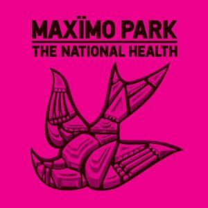 Maximo Park Album Cover The National Health