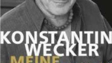Konstantin Wecker – Meine rebellischen Freunde: Ein persönliches Lesebuch