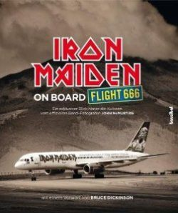 Iron Maiden - On Board Flight 666 bei Amazon bestellen