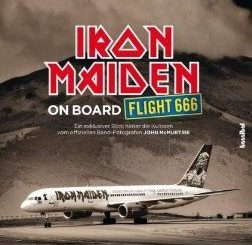 On Board Flight 666, Iron Maiden von John McMurtrie