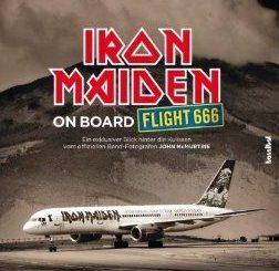 On Board Flight 666, Iron Maiden von John McMurtrie