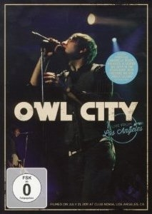Owl City, Live In Los Angeles