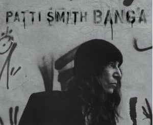 Patti Smith Banga Album Cover