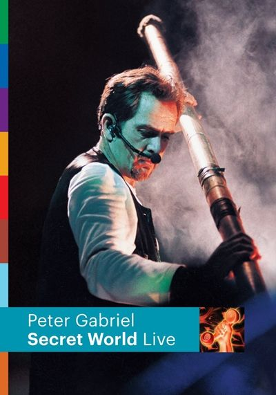 Peter Gabriel, Secret World Live