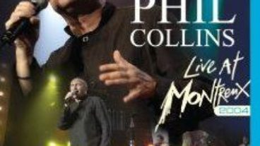 Phil Collins, Live At Montreux 2004 (Blu-ray)