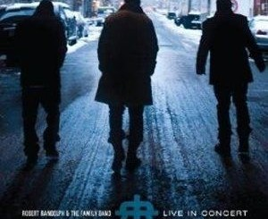 Robert Randolph & The Family Band Album Cover Live In Concert
