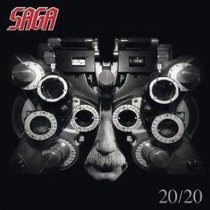 Saga 20/20 Albumcover
