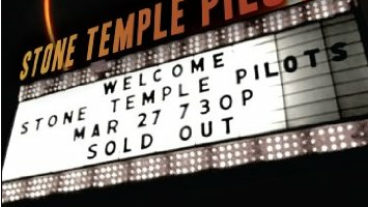 Stone Temple Pilots Alive In The Windy City