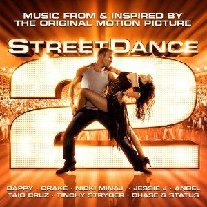 StreetDance 2 (Soundtrack) Various Artists Tanzfilm CD Cover