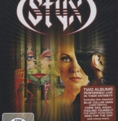 Styx, The Grand Illusion & Pieces Of Eight - live