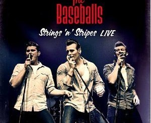 The Baseballs, Strings 'n' Stripes Live