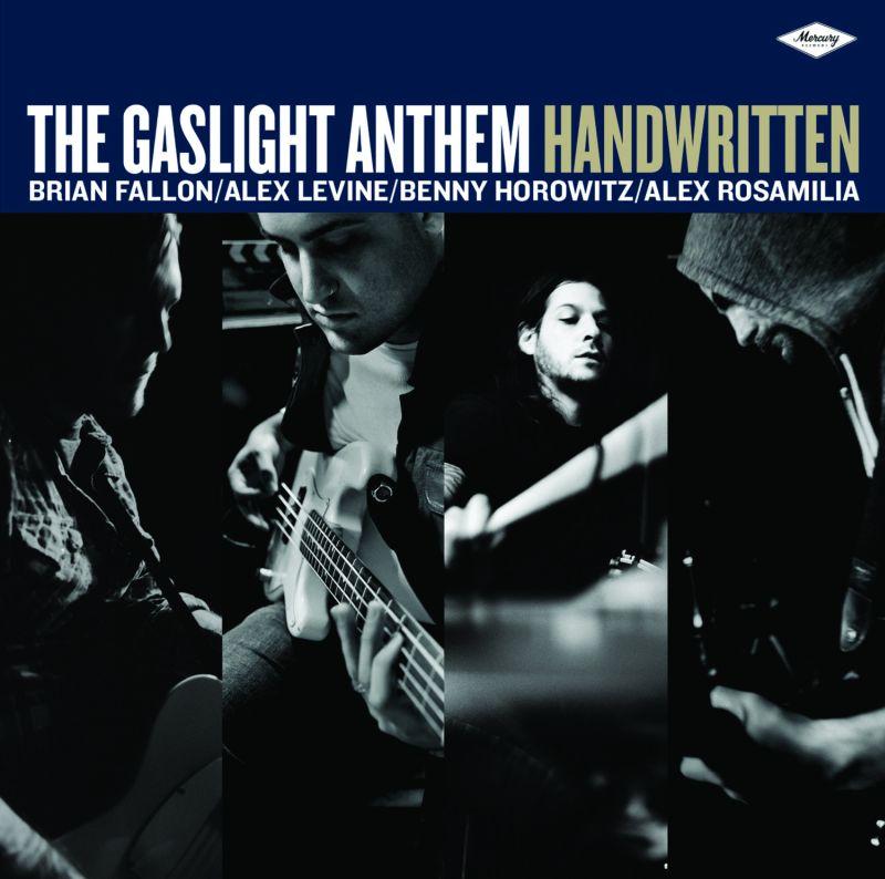 Handwritten, das neue Werk von The Gaslight Anthem