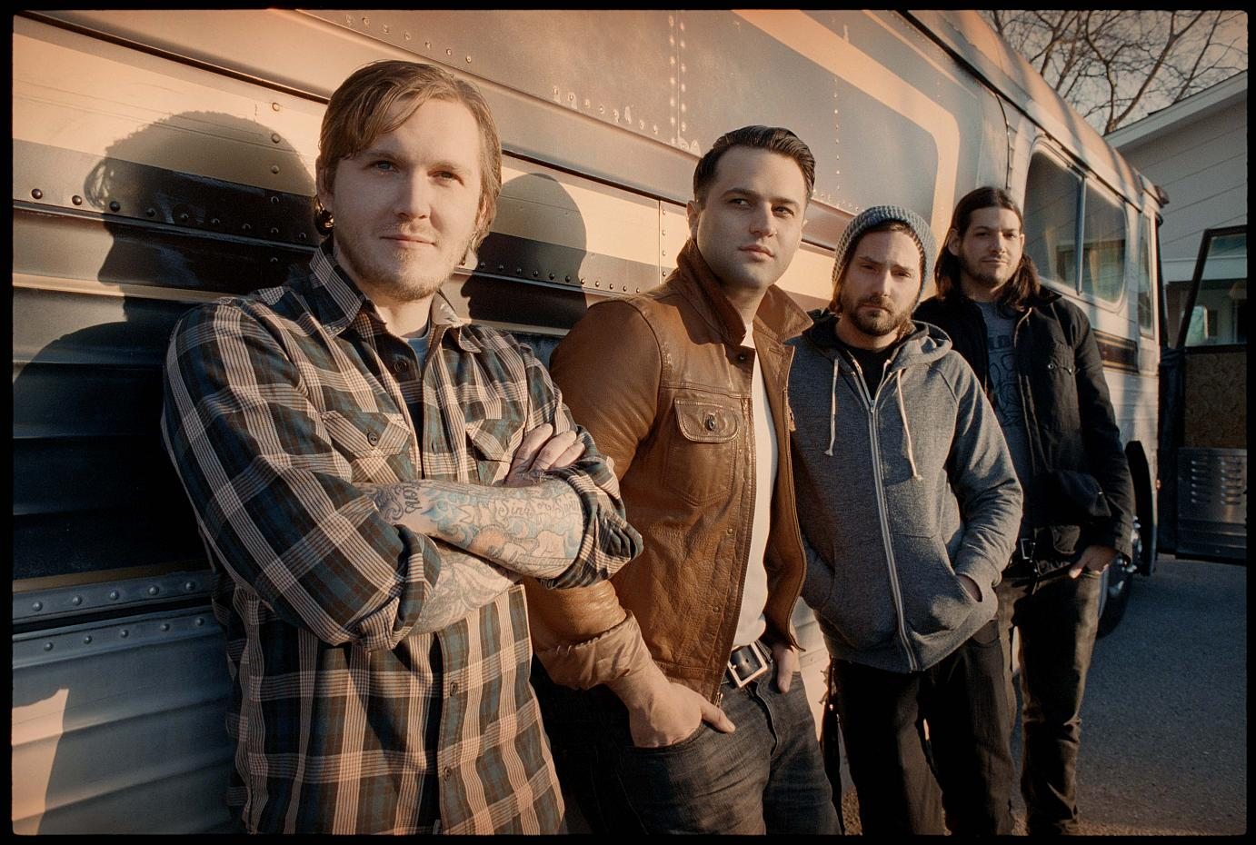 The Gaslight Anthem mit neuem Album