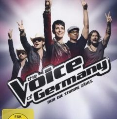 The Voice of Germany, Die Blind Auditions (3 DVD)