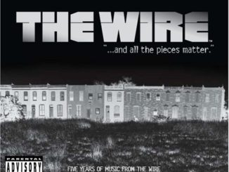 The Wire Soundtrack Album Cover