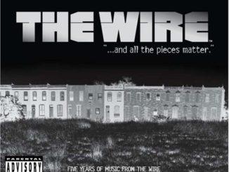 The Wire Soundtrack Album Cover