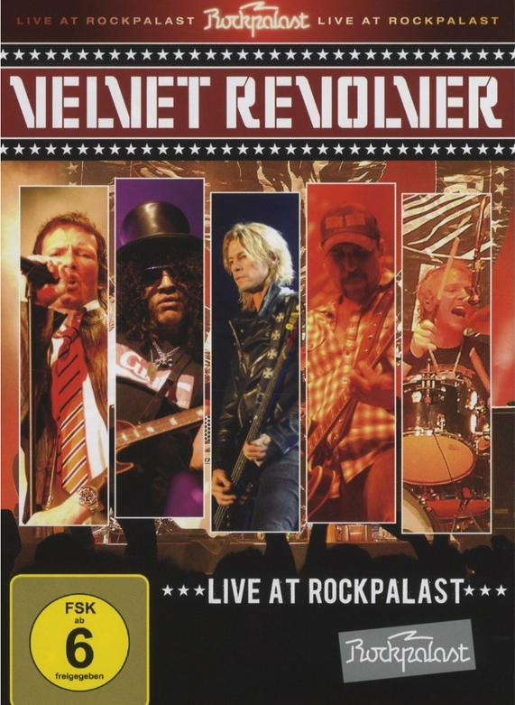 Velvet Revolver Live At Rockpalast Köln
