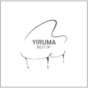 Yiruma Best Of CD Cover
