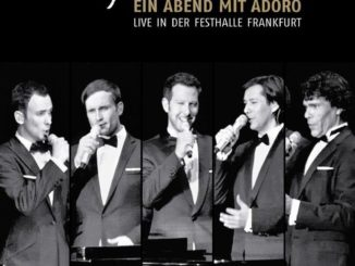 Adoro - Cover live DVD
