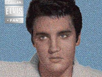 ELVIS CD-Cover der Fan-Collection
