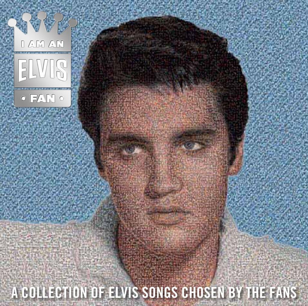"""Elvis Presley """"I Am An Elvis Fan"""" – eine Collection ganz von Fans"""