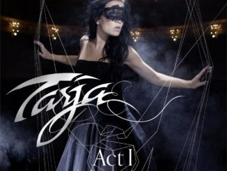 Tarja Turunen_Act1_DVD_Cover