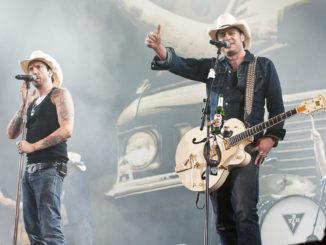 Fotos von The Boss Hoss bei Rock im Pott am 25.08.2012 in der Ve