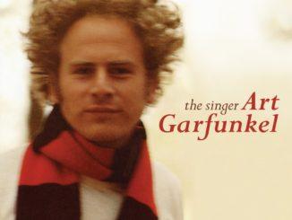 Art Garfunkel_Cover_The Singer