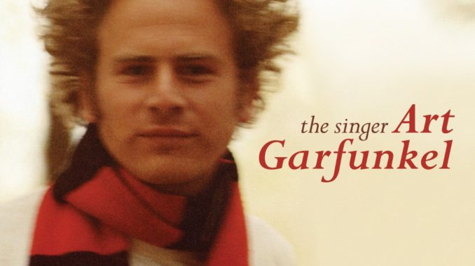 Art Garfunkel_Cover_The Singer