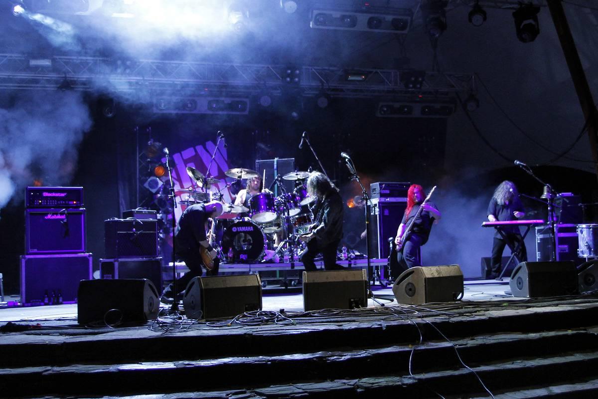 Rock La Roca Festival 2012 mit New Model Army, Gogol Bordello, TurboNegro und Phillip Boa