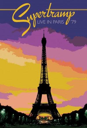 Supertramp Live In Paris 79 DVD Cover