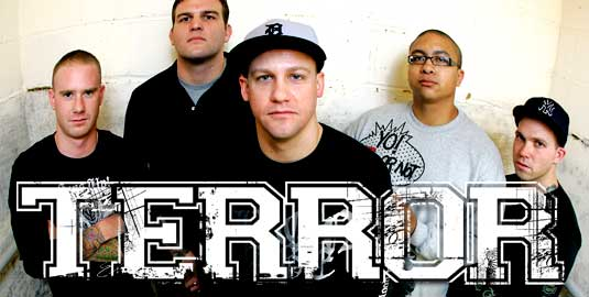Terror Hardcore Band Foto
