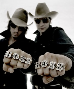 The BossHoss Band Foto