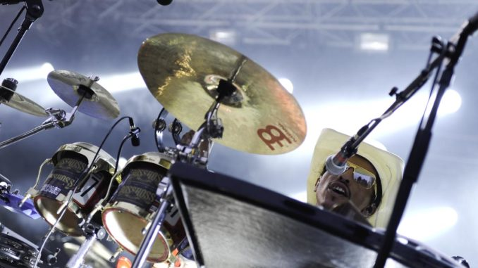 The Bosshoss - live in Trier, Amphitheater, 4.8.12