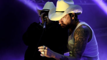 Fotos von The Bosshoss Open Air 2012 Support The Carburetors im Amphitheater Trier