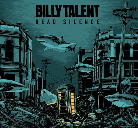 BillyTalent_DeadSilence_Cover